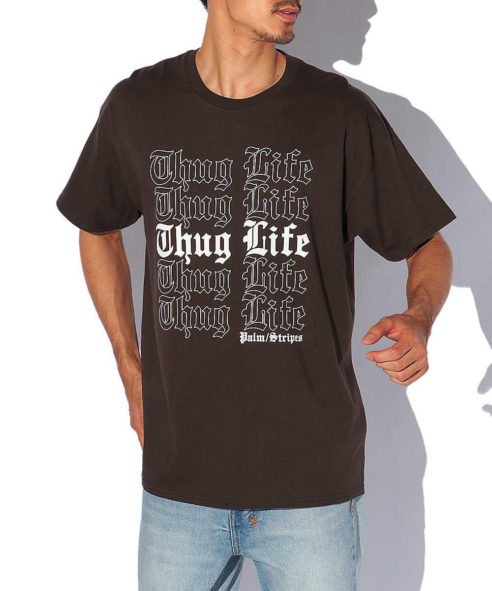 サグライフクルーネックTシャツ