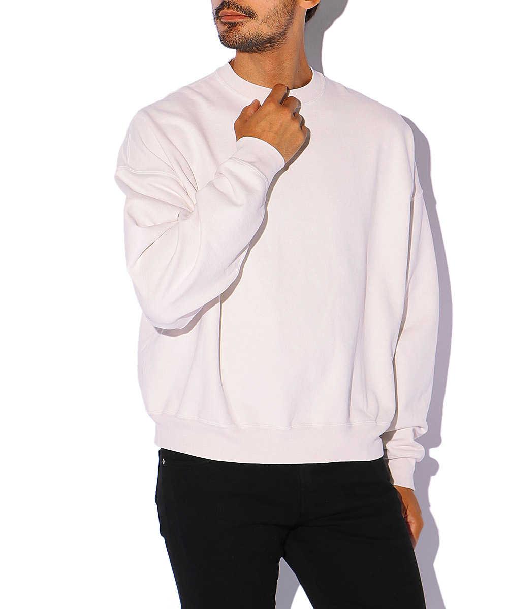 裏毛オーバーサイズスウェットシャツ