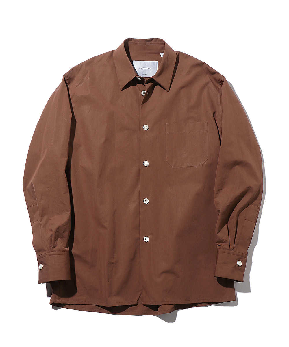 リラックスフィットシャツ