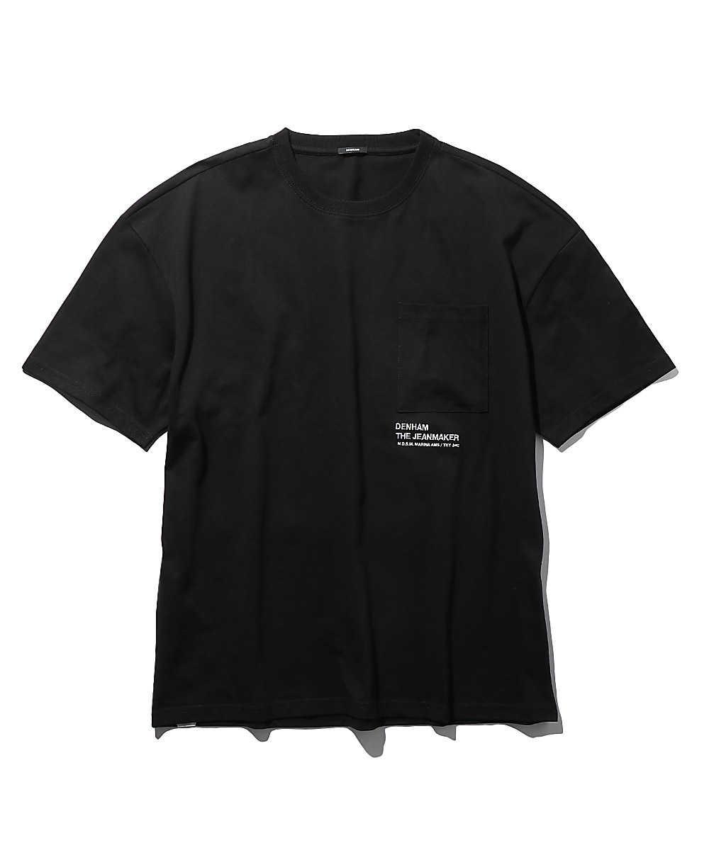 """""""モンタナボックス HCJ""""クルーネックTシャツ"""