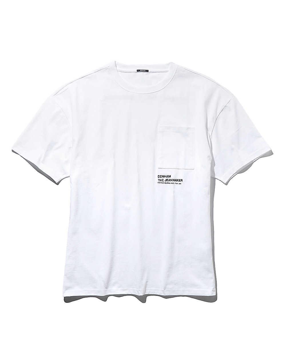 """""""モンタナボックス HCJ""""ポケットクルーネックTシャツ"""