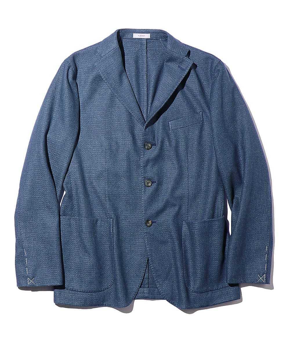 ウールアンコンジャケット
