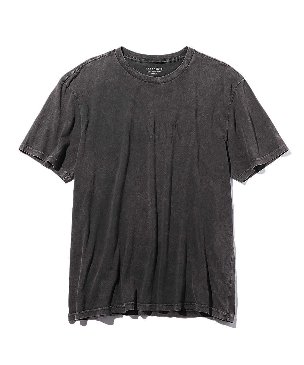 ギャロコットンクルーネックTシャツ