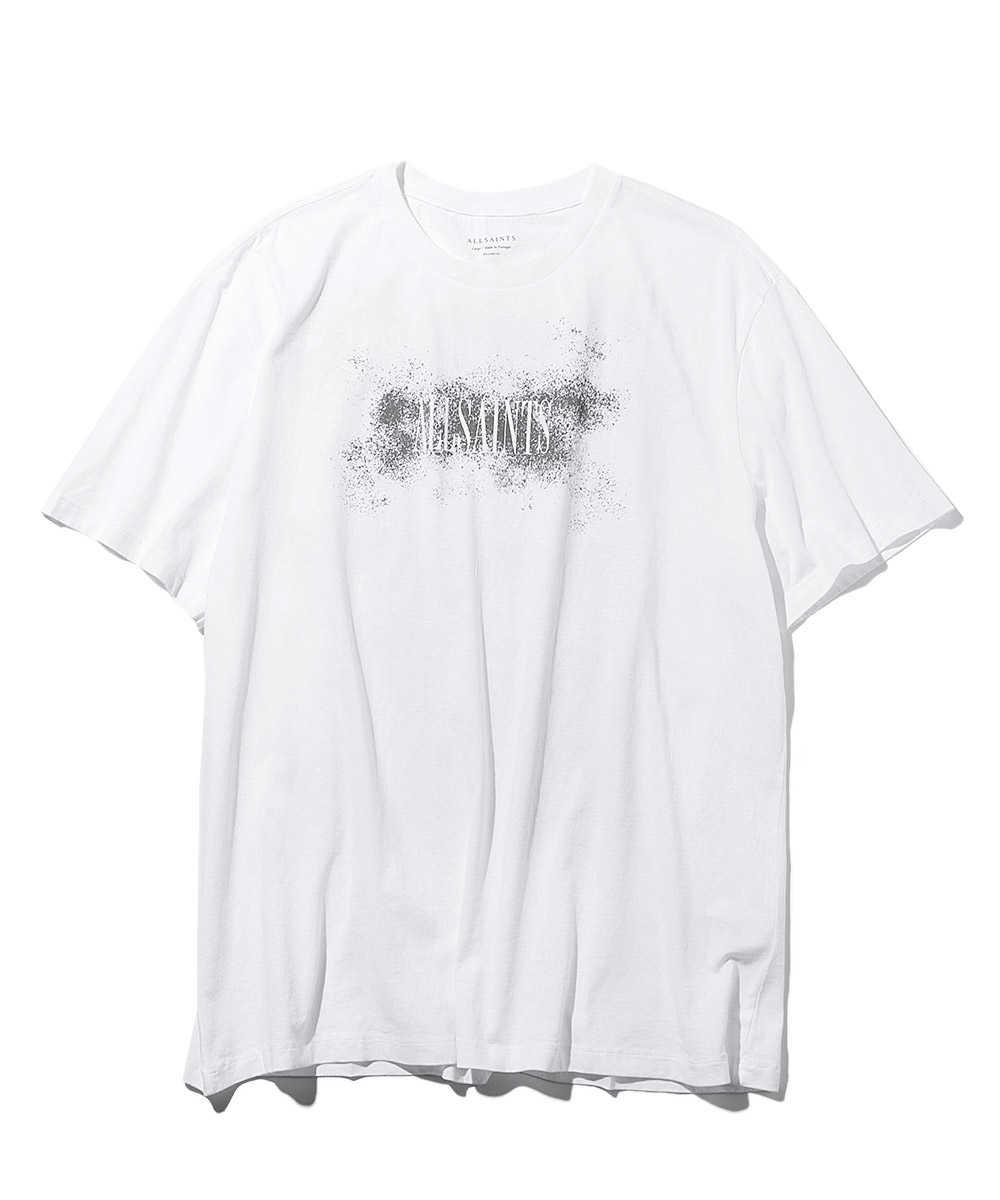 シャドースタンプクルーネックTシャツ