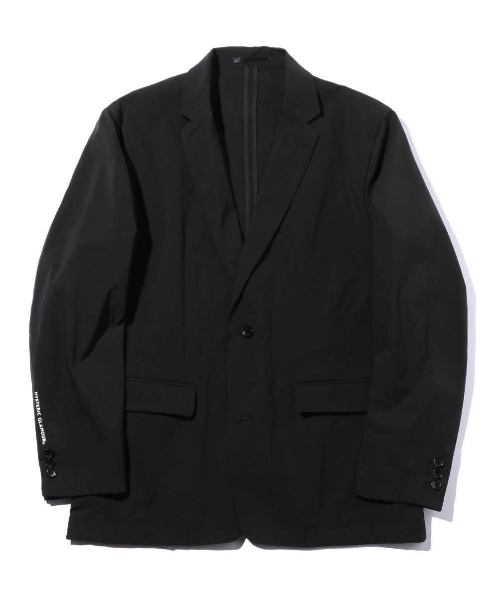 バックプリント2Bテイラードジャケット