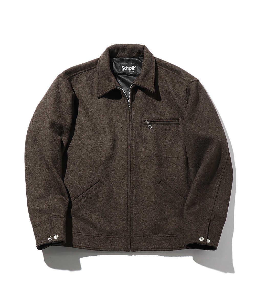 ウールワークジャケット