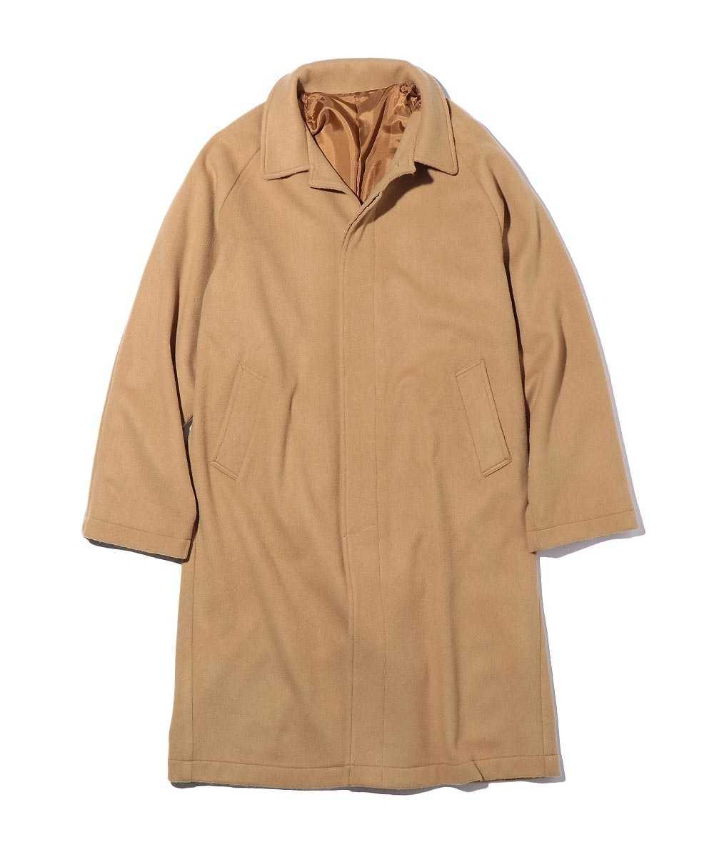 【10月下旬入荷予定 限定商品】ウールステンカラーコート