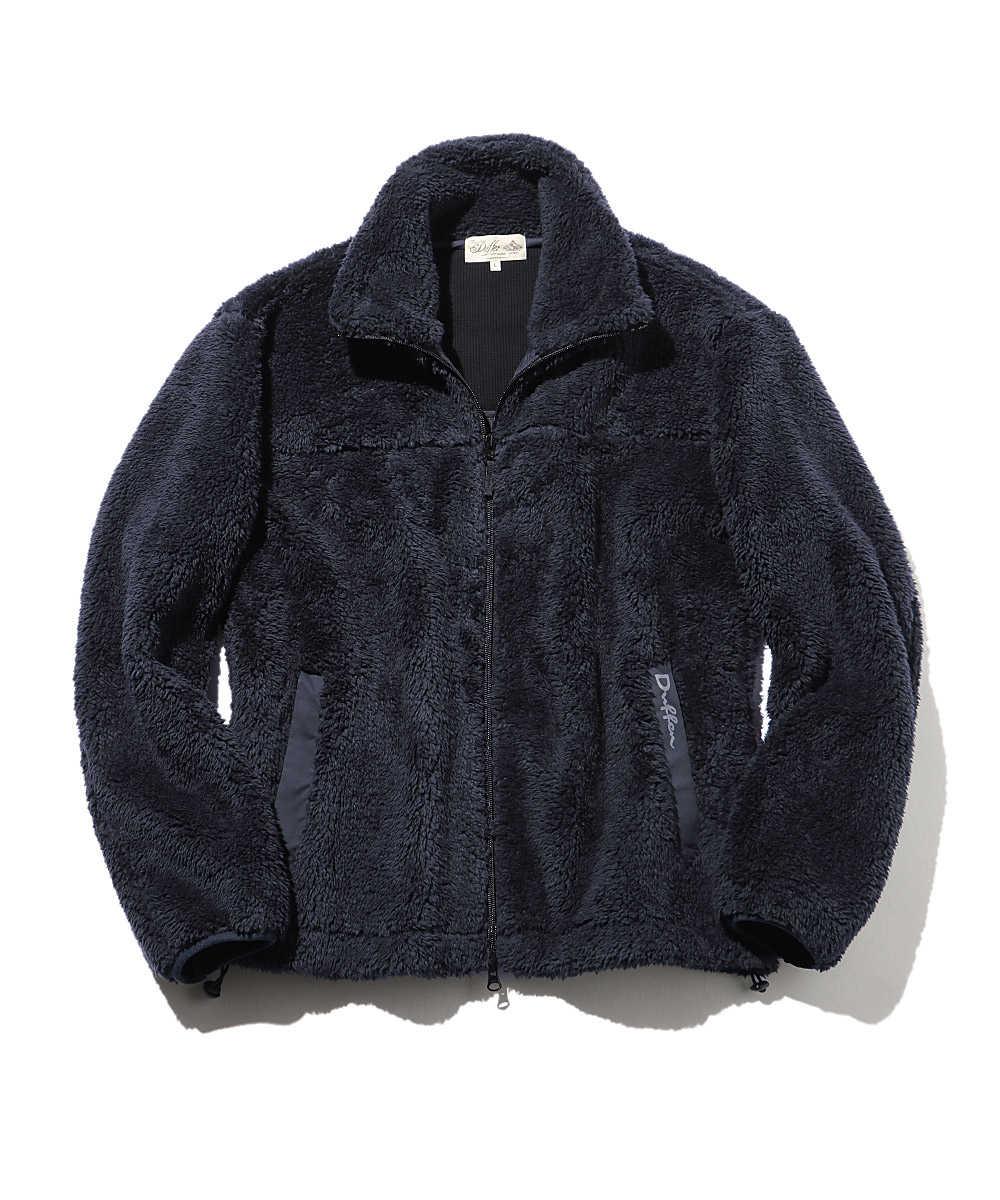 【別注・先行商品】ワッフルボンディングフリースジャケット