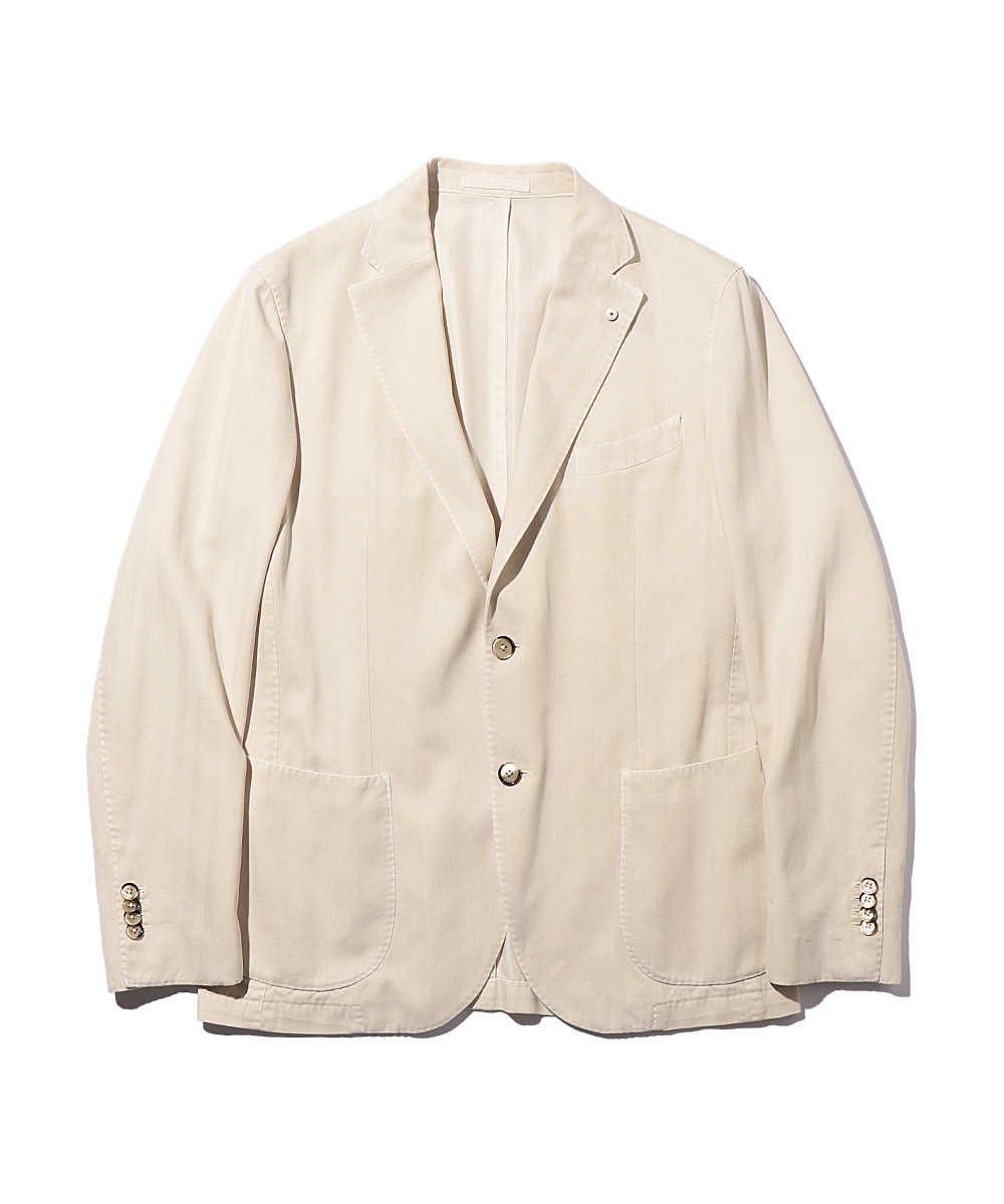 ヘリンボーンジャケット